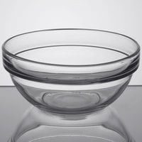 Arcoroc E9159 Stackable 12 oz. Glass Ingredient Bowl by Arc Cardinal - 36/Case