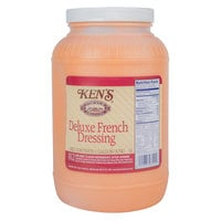 Ken's Foods 1 Gallon Deluxe French Dressing