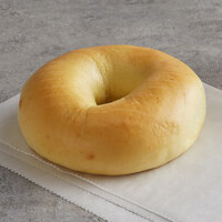 Original Bagel 4.5 oz. New York Style Egg Bagel - 75/Case