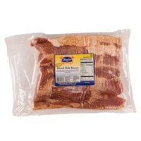 Kunzler 5 lb. Pack Sliced Slab Bacon - 2/Case