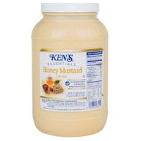 Ken's Foods 1 Gallon Golden Honey Mustard Dressing