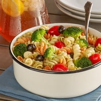 Costa Pasta 20 lb. Rainbow Tri-Color Rotini