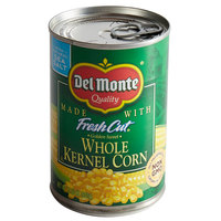 Del Monte 15.25 oz. Can Golden Sweet Whole Kernel Corn - 24/Case