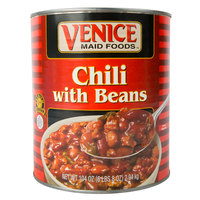 Venice Maid #10 Can Chili with Beans