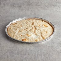 Venice Bakery 12 inch Gluten Free Vegan Plain Pizza Crust on a Tin Pan - 20/Case