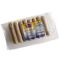 Kunzler 5 lb. Fully Cooked Pork Sausage - 2/Case