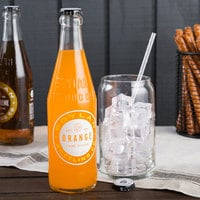 Boylan Bottling Co. 12 fl. oz. Orange Soda 4-Pack - 6/Case