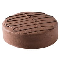 Pellman 9 inch Yellow Chocolate Mousse Cake - 4/Case
