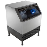 Manitowoc UYF-0310A NEO 30 inch Air Cooled Undercounter Half Dice Ice Machine with 119 lb. Bin - 115V, 295 lb.