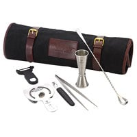 Barfly M37100 Essential 7-Piece Stainless Steel Cocktail Kit