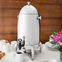 Choice Heavy Weight Stainless Steel 80 Cup Coffee Urn - 5 Gallon