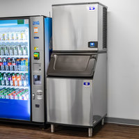 Manitowoc IYT1200A-261 Indigo NXT 30 inch Air Cooled Half Dice Ice Machine - 208-230V, 1213 lb.