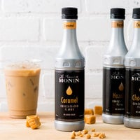 Monin 375 mL Caramel Concentrated Flavor
