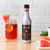 Monin 375 mL Watermelon Concentrated Flavor