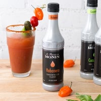 Monin 375 mL Habanero Concentrated Flavor