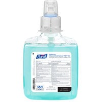 Purell® 6568-02 Advanced Foodservice CS6 1200 mL Hand Sanitizer Gel - 2/Case