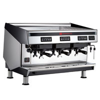 Grindmaster 1011-011 Mira Series Traditional Three Group Espresso Machine - 208V