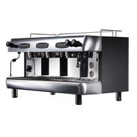 Grindmaster 1008-003 CS3-220 Classic Series Automatic Three Group Espresso Machine - 220/240V