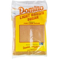 Domino 2 lb. Light Brown Sugar