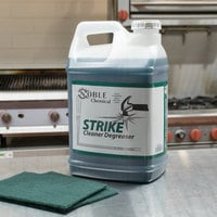 Noble Chemical 2.5 Gallon / 320 oz. Strike All Purpose Cleaner Degreaser   - 2/Case