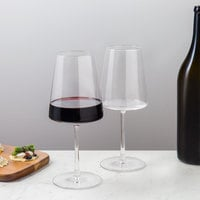 Stolzle 1590001T Power 18.25 oz. Red Wine Glass - 6/Pack