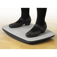 Victor ST570 22 1/2 inch x 14 1/2 inch x 2 1/8 inch Two-Tone Gray Steppie Balance Board