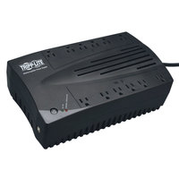 Tripp Lite AVR900U AVR Series 480W Black 12 Outlet UPS Surge Protector, 420 Joules