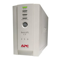 APC BK350 6 Outlet UPS System, 1020 Joules