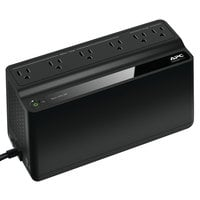 APC BE425M Back-UPS 255 Watt 6 Outlet UPS System, 180 Joules