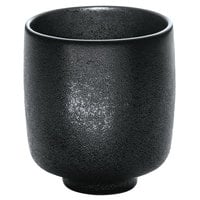 Playground 701540091021090 Nara 10 oz. Black Mug - 6/Case