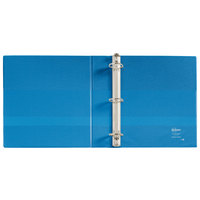 Avery 17834 Blue Durable View Binder with 1 1/2 inch Slant Rings