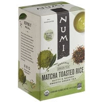 Numi Organic Matcha Toasted Rice Tea Bags - 18/Box
