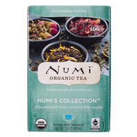 Numi Organic Tea Bag Collection - 16/Box