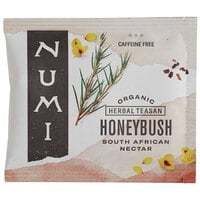 Numi Organic Honeybush Tea Bags - 100/Case