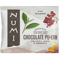 Numi Organic Chocolate Pu-Erh Tea Bags - 100/Case