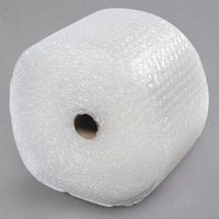 "Sealed Air 48561 Bubble Wrap 5/16"" Thick Recycled Cushioning Material - 12"" x 100'"