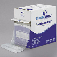 "Sealed Air 88655 Bubble Wrap 3/16"" Thick Ready-To-Roll Cushioning Material - 12"" x 175'"