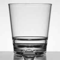 Libbey 92404 Infinium 12 oz. Tritan Plastic Stackable Double Rocks / Old Fashioned Glass   - 12/Case