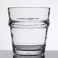 Libbey 92429 Infinium Wake 10 oz. Tritan Plastic Stackable Rocks / Old Fashioned Glass   - 12/Case