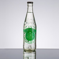 Boylan Bottling Co. 12 fl. oz. Lime Seltzer 4-Pack - 6/Case