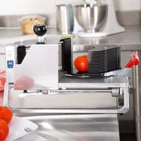 Vollrath 15105 Redco InstaSlice 3/16 inch Fruit and Vegetable Cutter with Scalloped Blades
