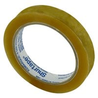 Shurtape Biodegradable Cellulose Film Tape Roll 3/4 inch x 72 Yards (18mm x 66m)