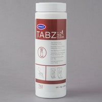 Urnex 15-T61-UX120-12 120 ct. Tabz Tea Equipment Cleaner Tablets