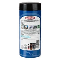 Weiman W93 30 ct. E-Tronic Electronics Cleaning Wipes - 4/Case