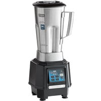 Waring TBB160S6 2 hp Torq 2.0 Blender with Electronic Touchpad Controls, Countdown Timer, and 64 oz. Stainless Steel Container