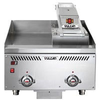 Vulcan VMCS-101 Heavy Duty Electric Griddle Top with Rapid Recovery Plate for Select Vulcan and Wolf Griddles - 208V