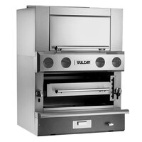 Vulcan VBB1F 36 inch V Series Natural Gas Modular Heavy Duty Broiler with Ceramic Radiant Burners - 100,000 BTU