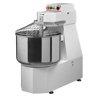 Avancini 88 lb. Heavy Duty Single Speed Spiral Dough Mixer - 220V, 1 Phase