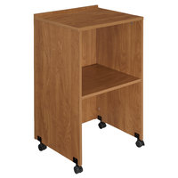 Oklahoma Sound 112-MO Medium Oak Finish Host Stand Base