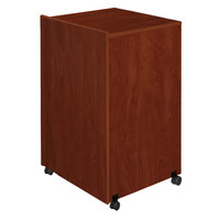 Oklahoma Sound 112-MY Mahogany Finish Host Stand Base